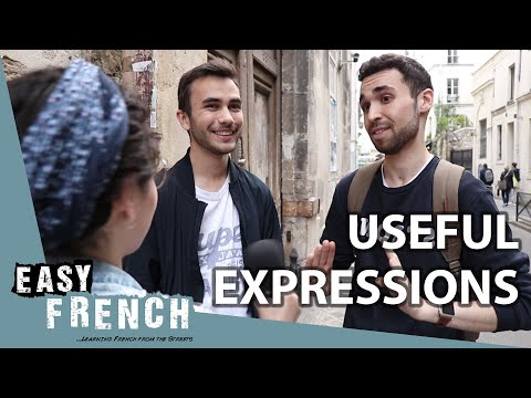16 essential French phrases | Easy French 84 photo