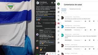 Transmite El Tio Filomeno Satira Parodia Politica de Nicaragua