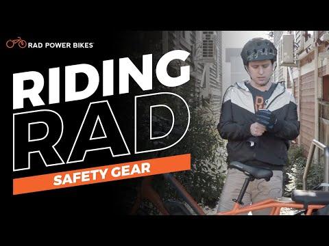 Safety Gear | Riding Rad