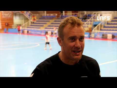 ENTREVISTA | David Ramos:  En todos los rincones de Valdepeñas se respira Fútbol Sala