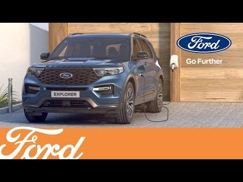 Zcela nový Ford Explorer Plug-in Hybrid | Ford Česká republika