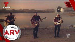 El cantante Ariel Nuño revela que fue un indocumentado en EE.UU.   Al Rojo Vivo   Telemundo