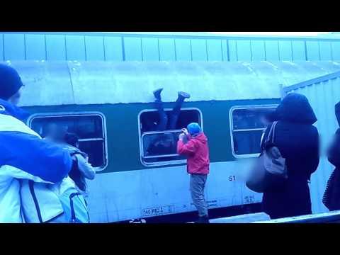 Groteskowa rzeczywistość polskich kolei