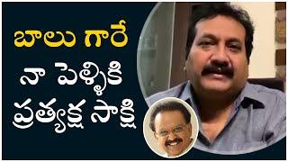 Singer Mano Emotional Words About SP Balasubrahmanyam | TFPC - TFPC