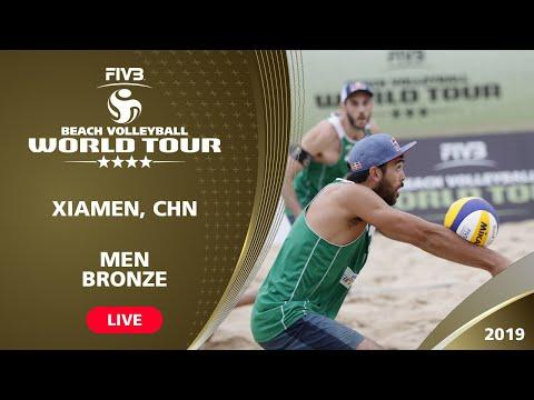 Xiamen 4-Star 2019 - Men Bronze Medal - Beach Volleyball World Tour