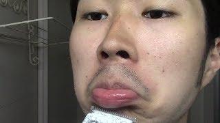 就活 ひげ『就活のため1年ぶりにヒゲを剃るイケメン大学生』などなど