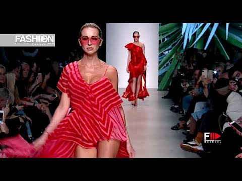 JULIA DALAKIAN Spring Summer 2020 MBFW Moscow - Fashion Channel