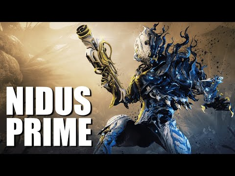 WARFRAME---NIDUS-PRIME-มาแล้วจ