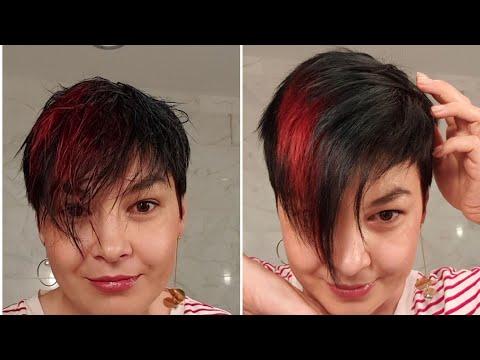 Подсмотрела новый метод укладки коротких волос расчёской-скелеткой: 7 минут и красотка photo