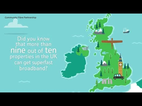 The Community Fibre Partnership