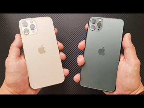 iPhone 12 Pro Max vs iPhone 11 Pro Max, TODAS las DIFERENCIAS