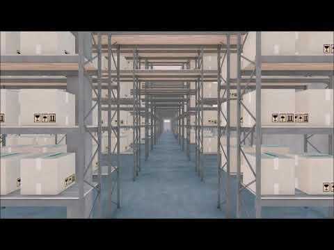 DSV bygger nytt logistikcenter i Rosersberg, Stockholm