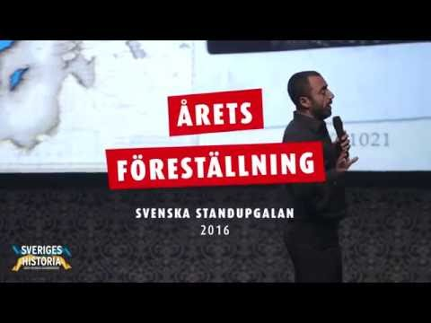 Trailer: Sveriges Historia - den nakna sanningen hösten 2016