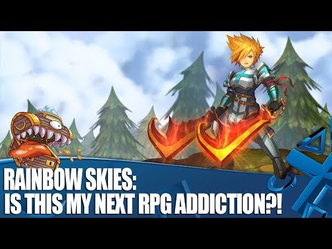 Rainbow Skies - Is this my next RPG addiction?!
