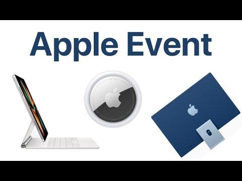 APPROFONDIMENTO Apple Event di iMac 2021 …