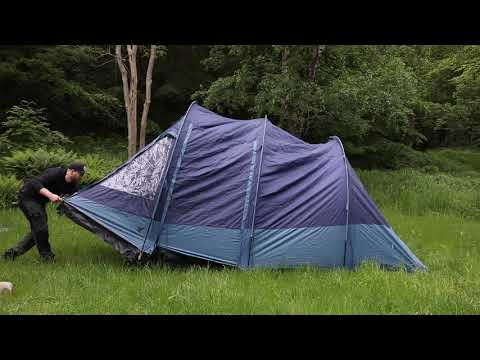 How to mount Family Camp 5 person