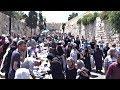 【好消息國度報導】數十萬人耶城過齋戒月 籲請為穆斯林代禱