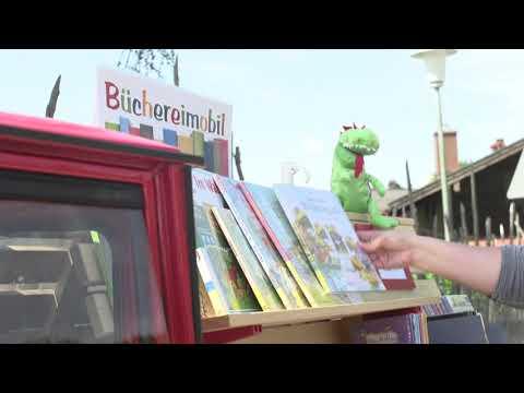 Kinderbibliothekspreis 2018: Bücherei im Rathaus Reit im Winkl