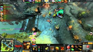 Magneto vs No Kaer Game 2 - MSI Beat It Chinese Qualifier - @DotACapitalist
