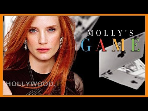 Jessica Chastain talks Molly's Game - Hollywood TV