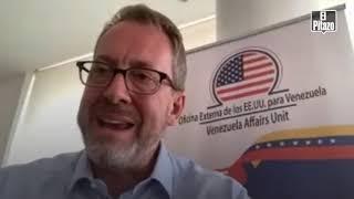 Encargado de EE. UU. para Venezuela aboga por elecciones presidenciales para aliviar las sanciones