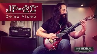 MESA Boogie JP-2C – John Petrucci Signature Mark IIC+ Official Demo