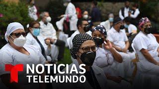 Los guatemaltecos con COVID-19 prefieren curarse en casa | Noticias Telemundo