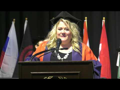 West Chester University - Winter 2019 Commencement - 10AM Ceremony