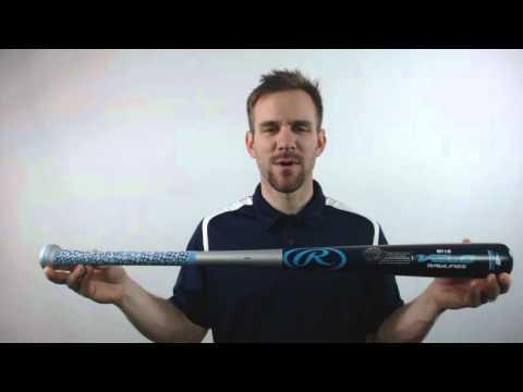 2016 Rawlings VELO Maple/Bamboo Composite Senior League Wood Baseball Bat: SL151G