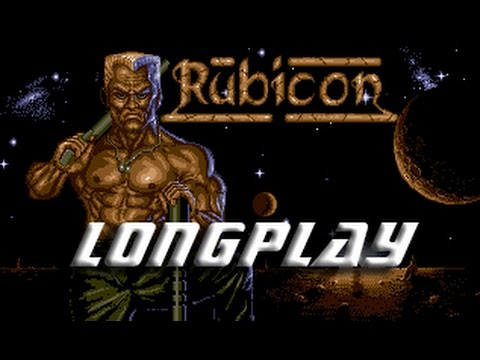 Rubicon (Commodore Amiga) Longplay