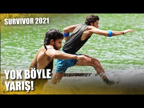 BATUHAN-POYRAZ YARIŞI | Survivor 2021