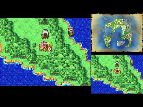 [Gameplay] Dragon Quest IV   Chapters of the Chosen [NDS Version]   Ch 5