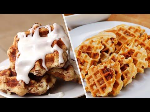 Crispy And Fresh Waffles ? Tasty Recipes