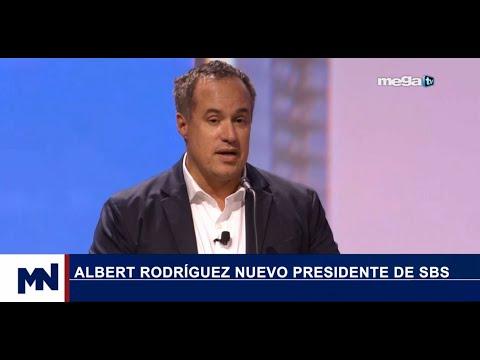 Albert Rodríguez nuevo presidente de SBS