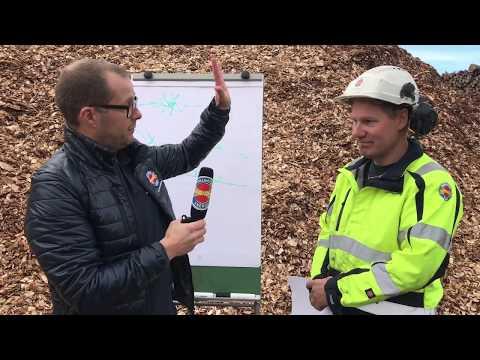 Kenneth och Björn förklarar vad fjärrvärme är.