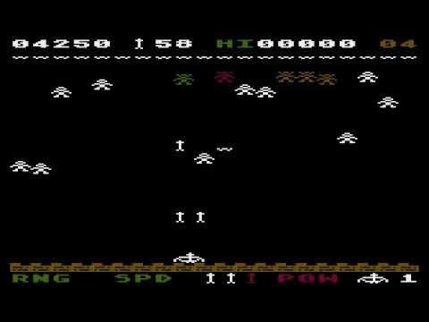 Cross Horde for Atari computers
