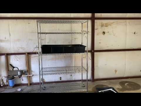 Complete Reassembly of the Indoor Vertical Farm - Part 7 of the Series