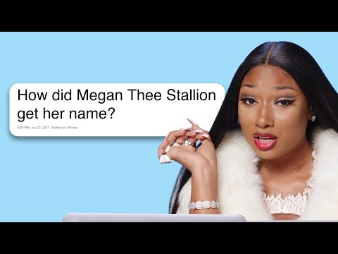 Megan Thee Stallion Goes Undercover on YouTube, Twitter and Instagram   GQ