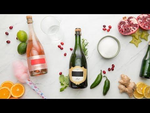 Bubbly Bar // Presented by Tasty & Amazon
