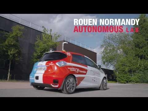 Rouen Normandy AutonomousLab:Vers la mobilité partagée de demain | Groupe Renault