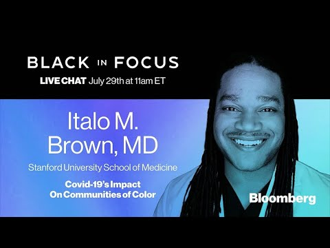 Black in Focus: Dr. Italo Brown