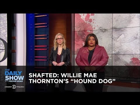 Shafted: Willie Mae Thornton's
