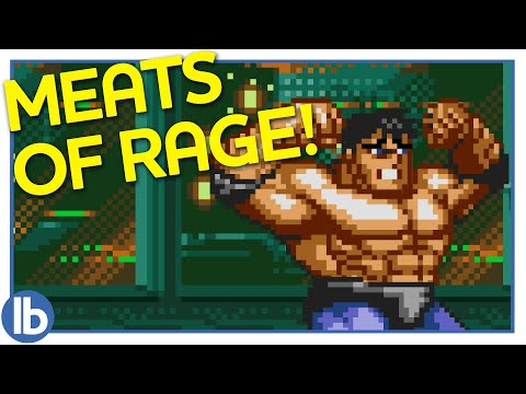 Why Videogame Characters Eat Trash Meat