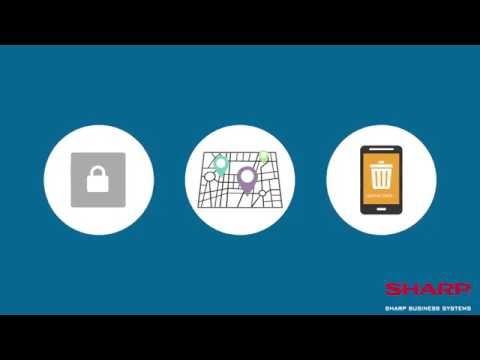 Sharp Mobile Device Management