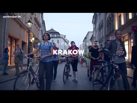 Krakow i Polen - populær by til storbyferie