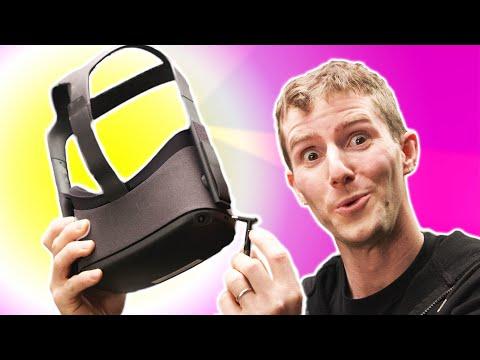 The Best VR Headset... got BETTER!?