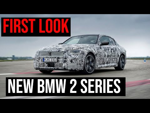 2022 BMW 2 Series | FIRST DRIVING FOOTAGE