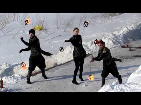 26.02.2017 Масленица 2017 на Театре Драммы Томск