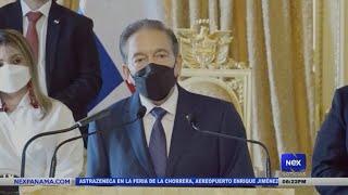 Presidente Cortizo anuncia la extensión del Plan Panamá Solidario y la moratoria bancaria