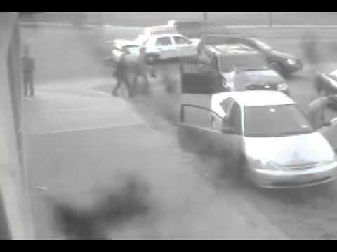 Westbury man captured Nassau police brutality